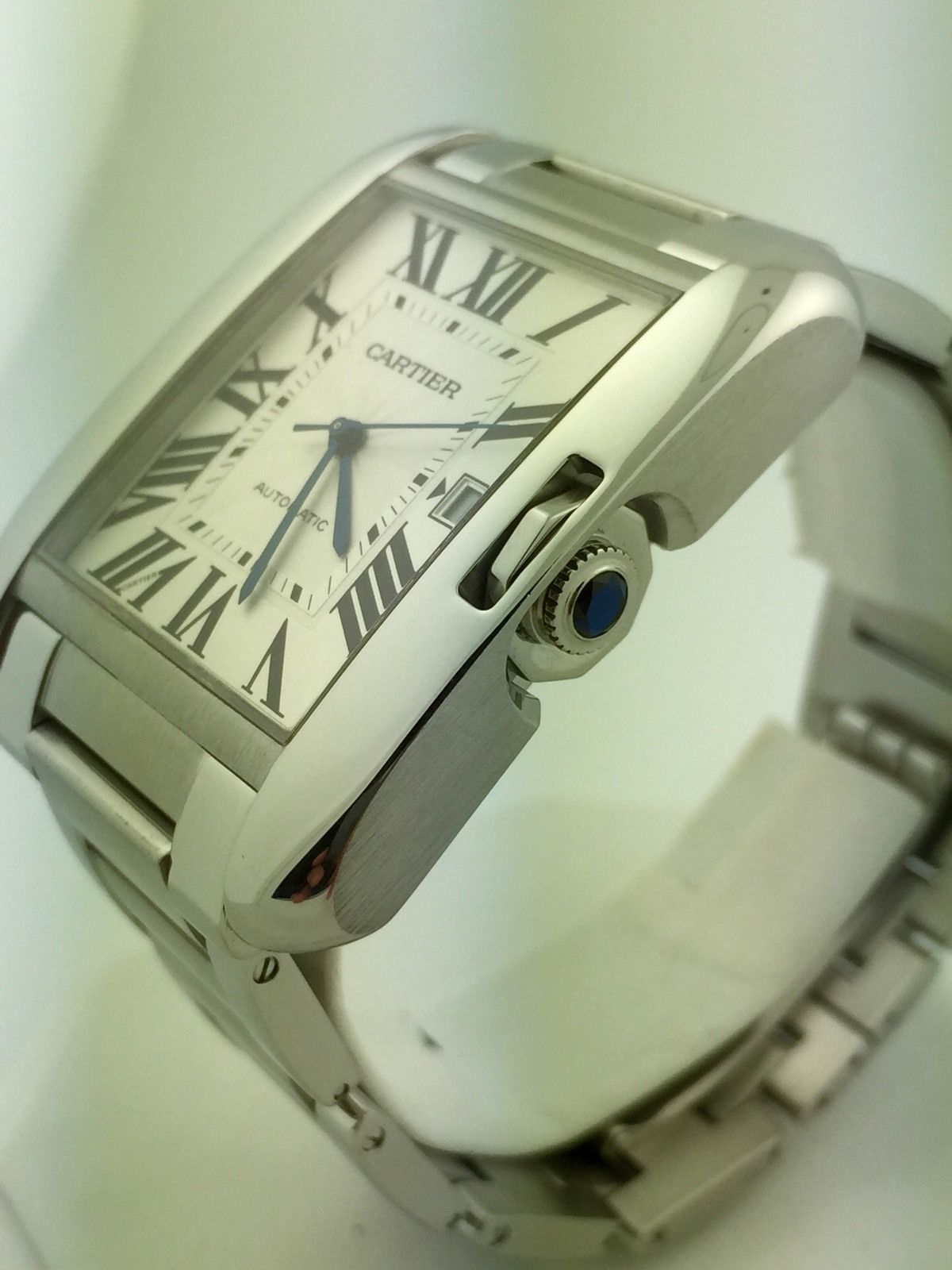 s l1600 3 4 - Cartier Tank Anglaise XL