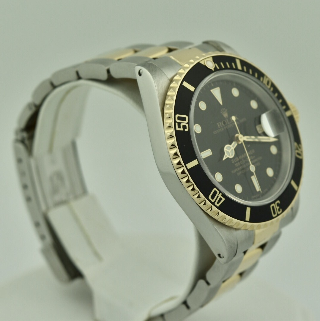 FullSizeRender 100 - Rolex Submariner Stainless Steel & 18k Gold