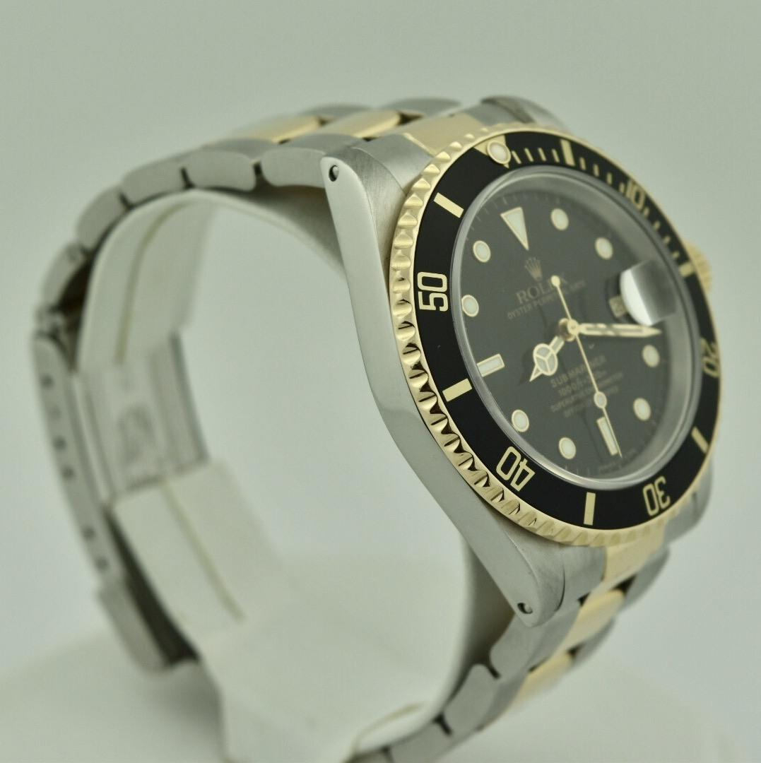 FullSizeRender 100 - Rolex Submariner Stainless Steel & 18k Gold