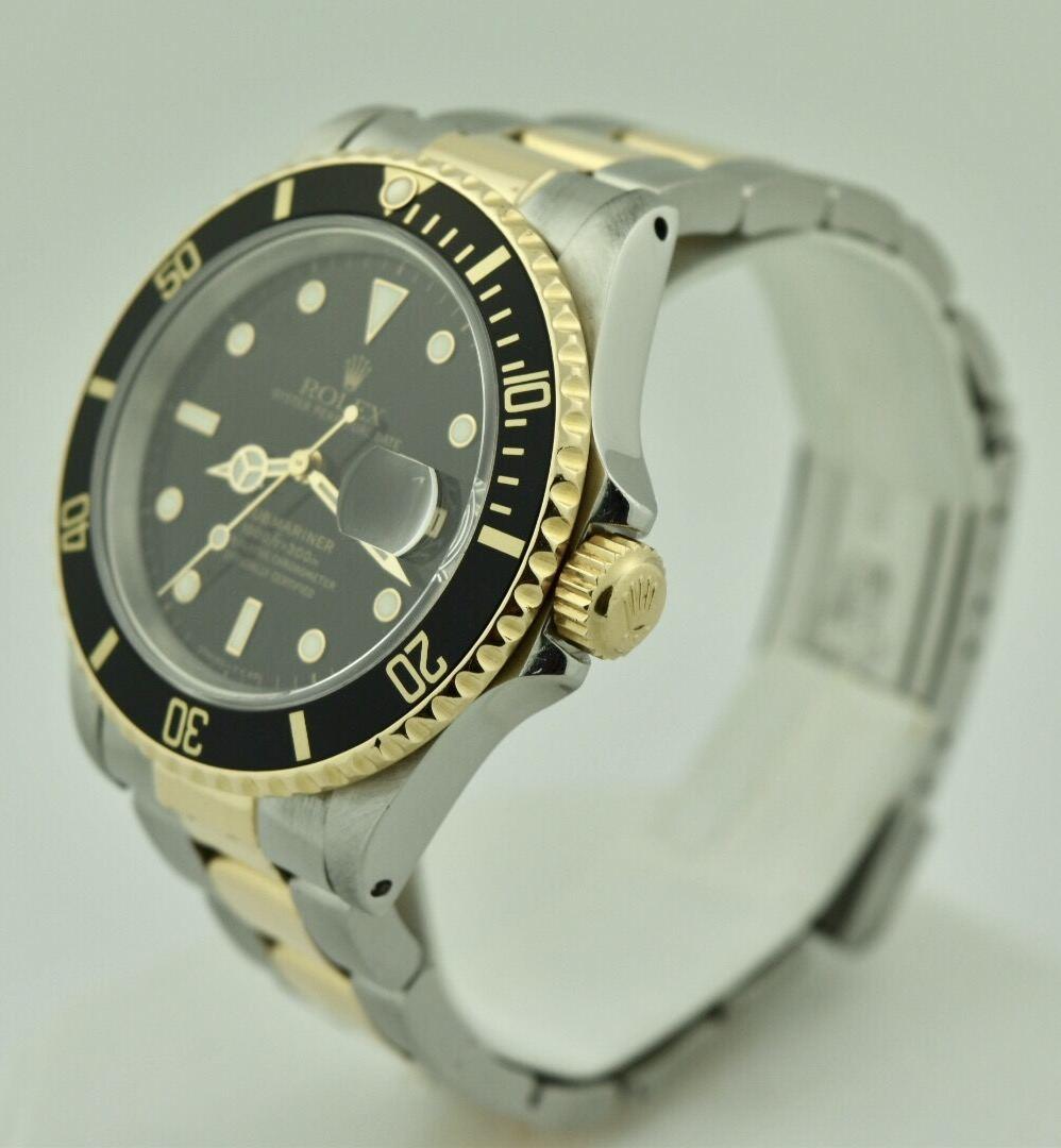FullSizeRender 101 - Rolex Submariner Stainless Steel & 18k Gold