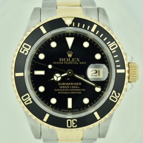 FullSizeRender 103 500x500 - Rolex Submariner Stainless Steel & 18k Gold