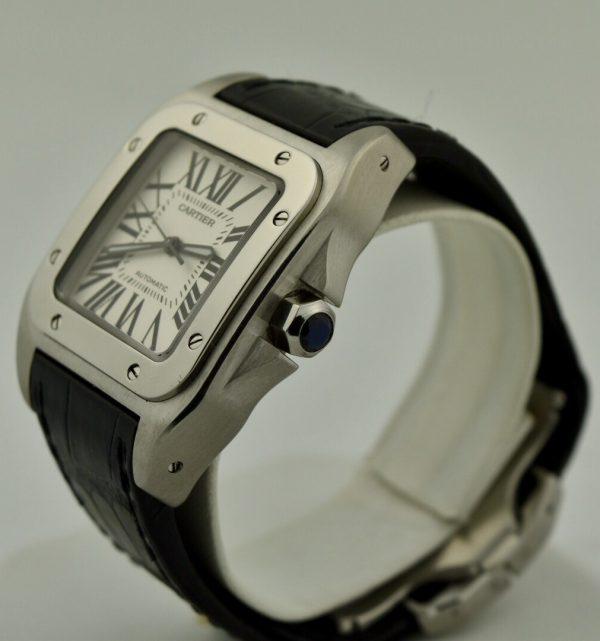 FullSizeRender 12 600x641 - Cartier Santos 100