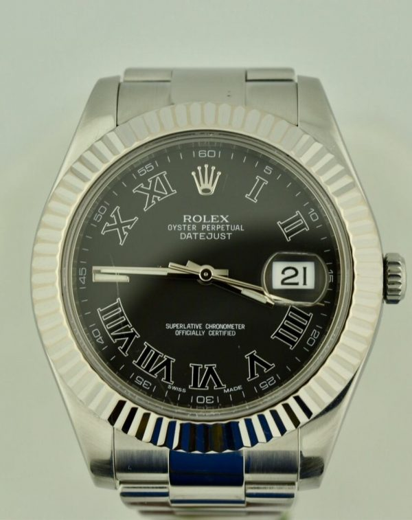 FullSizeRender 13 copy 600x757 - Rolex Datejust II