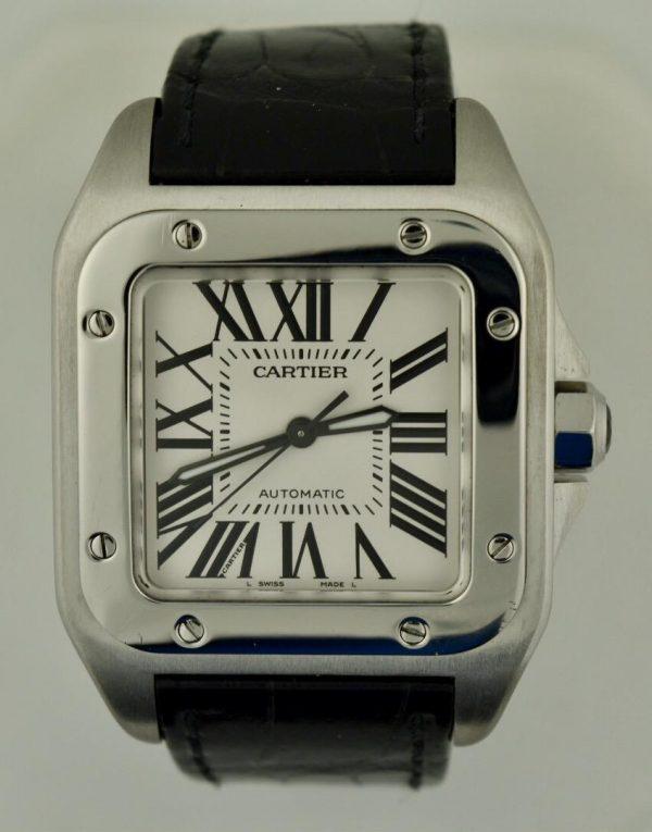 FullSizeRender 14 2 600x765 - Cartier Santos 100