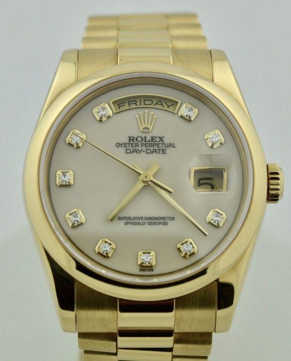 FullSizeRender 33 600x742 - Rolex President 36mm