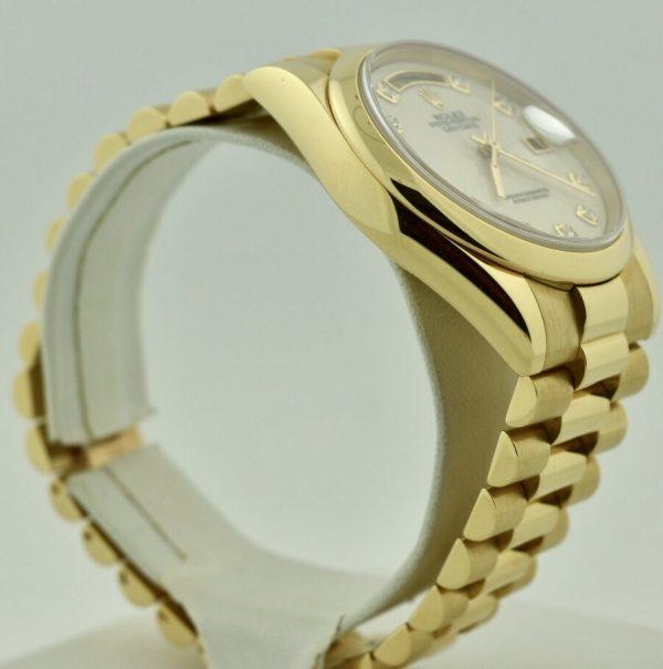 FullSizeRender 34 600x605 - Rolex President 36mm