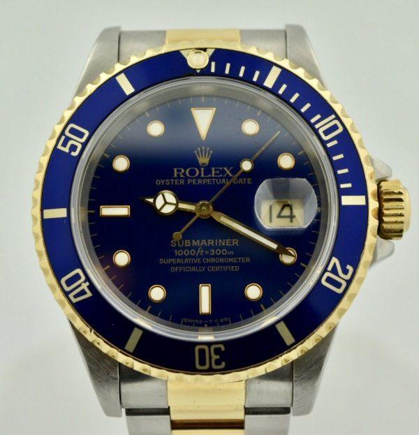 FullSizeRender 41 600x623 - Rolex Submariner Date