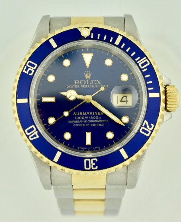FullSizeRender 45 600x736 - Rolex Submariner Date