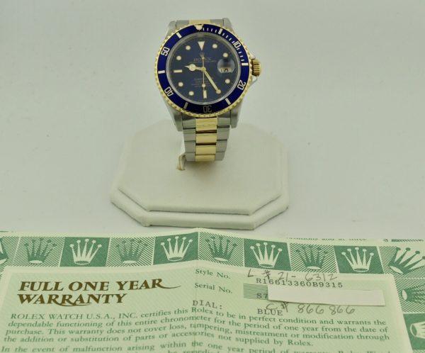 FullSizeRender 48 600x498 - Rolex Submariner Date