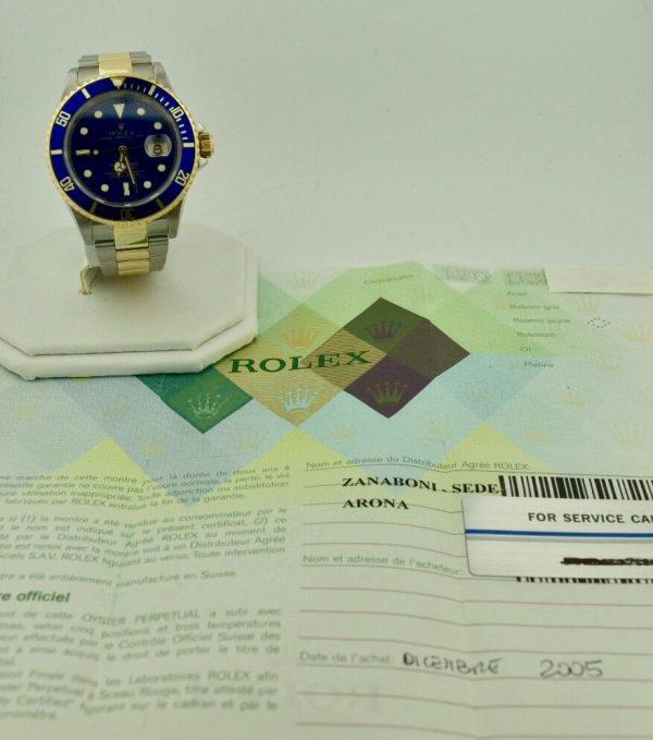 FullSizeRender 53 600x679 - Rolex Submariner Date