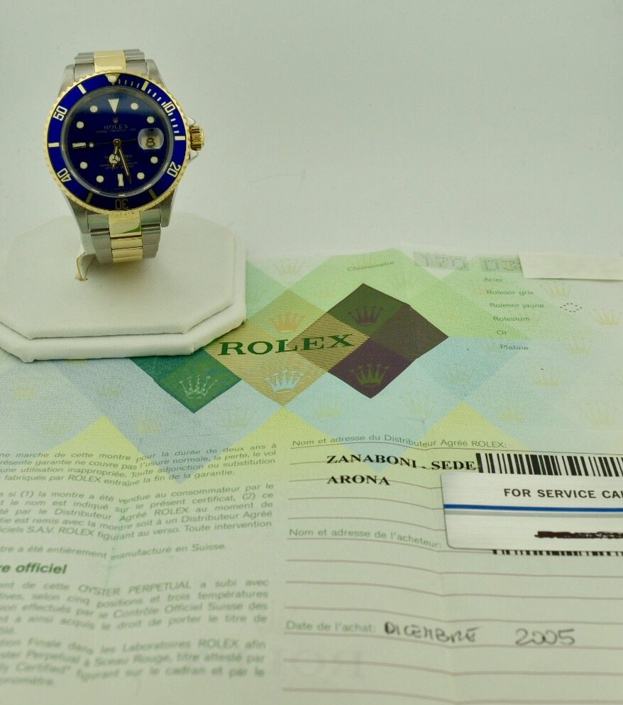 FullSizeRender 53 - Rolex Submariner