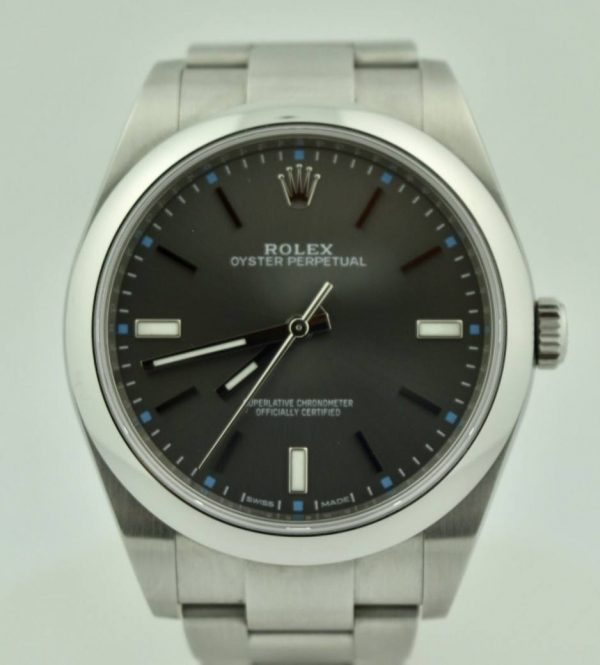 FullSizeRender 70 600x665 - Rolex Oyster Perpetual 39mm