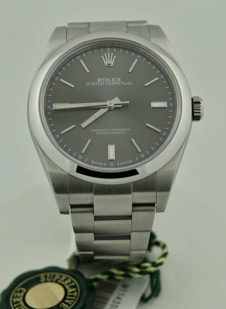 FullSizeRender 72 - Rolex Oyster Perpetual 39mm