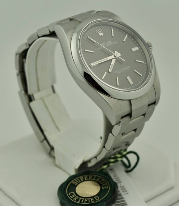 FullSizeRender 73 600x692 - Rolex Oyster Perpetual 39mm