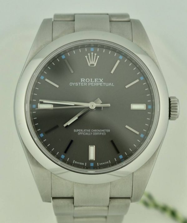 FullSizeRender 75 600x715 - Rolex Oyster Perpetual 39mm