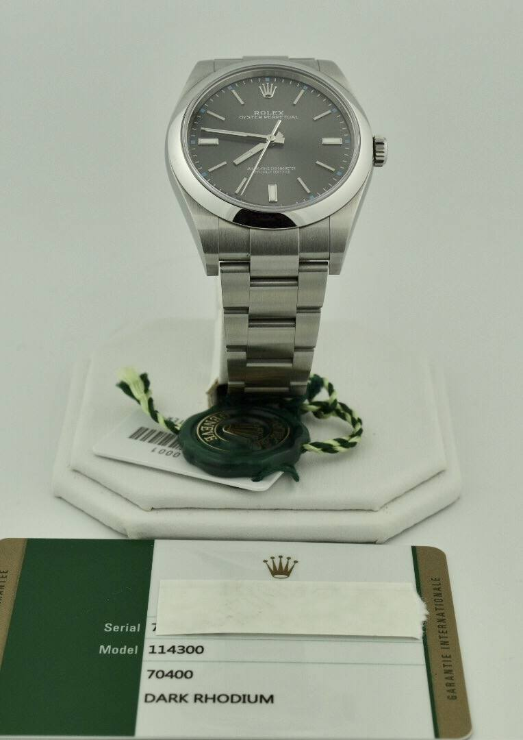 FullSizeRender 76 - Rolex Oyster Perpetual 39mm