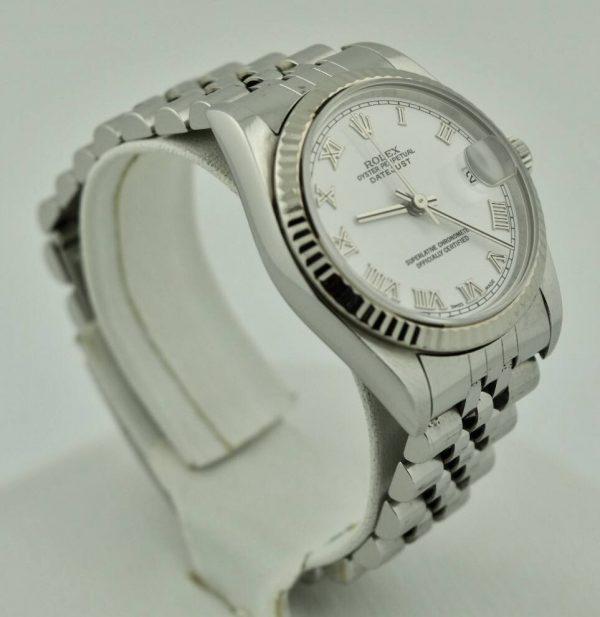 FullSizeRender 79 600x617 - Rolex Datejust 31mm