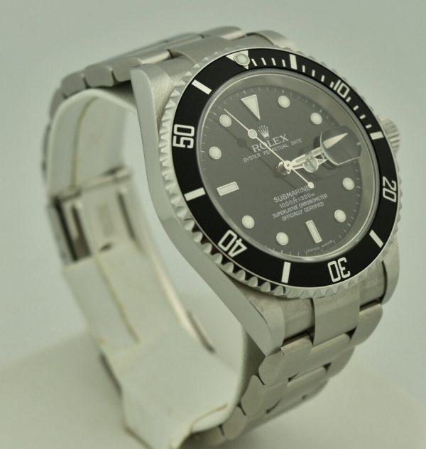 FullSizeRender 93 600x633 - Rolex Submariner Date