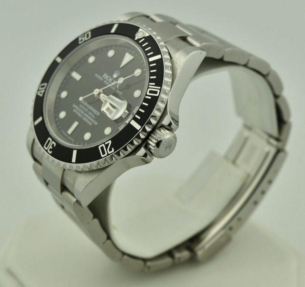FullSizeRender 94 600x564 - Rolex Submariner Date