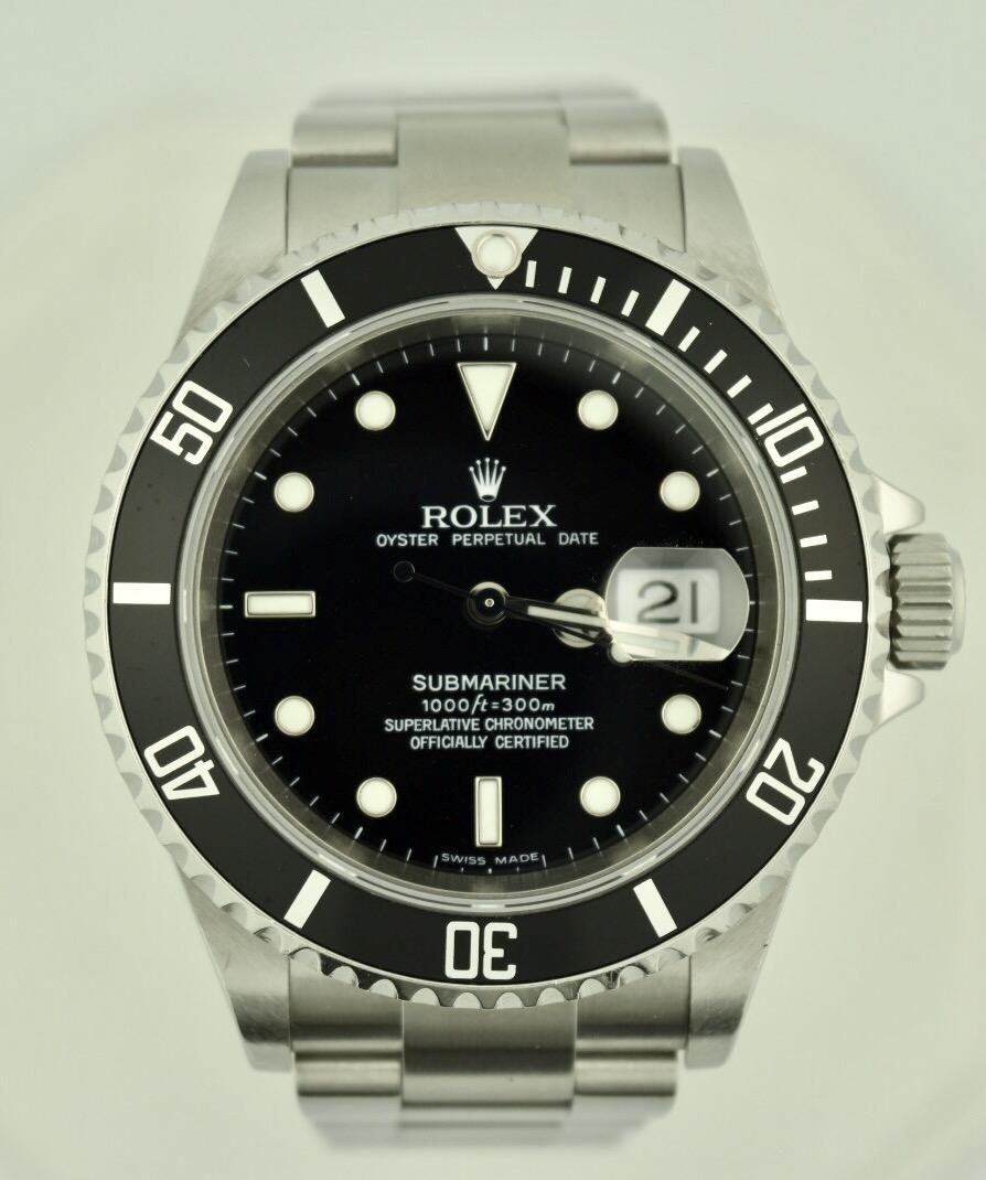 FullSizeRender 97 - Rolex Submariner