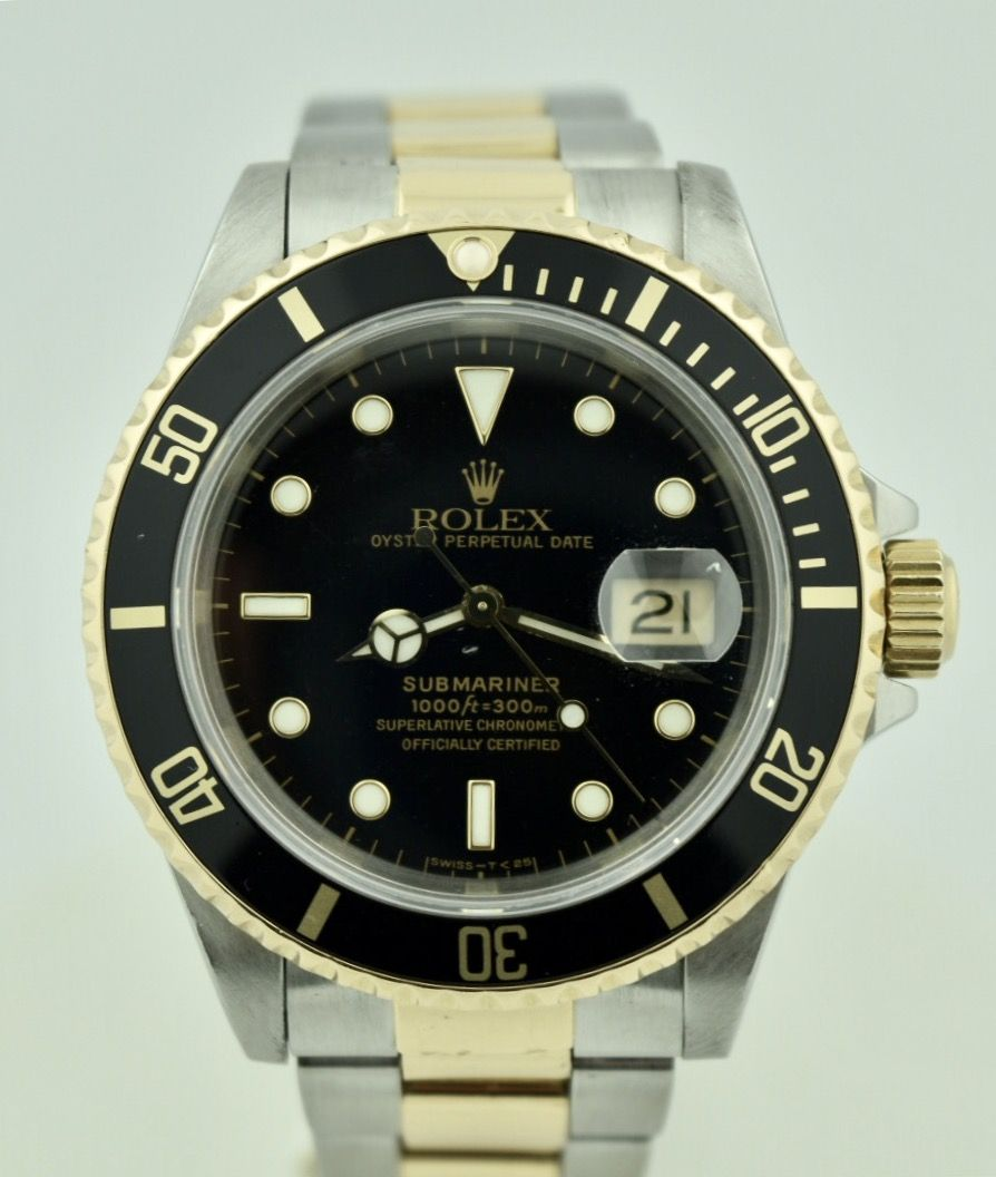 FullSizeRender 99 - Rolex Submariner Stainless Steel & 18k Gold