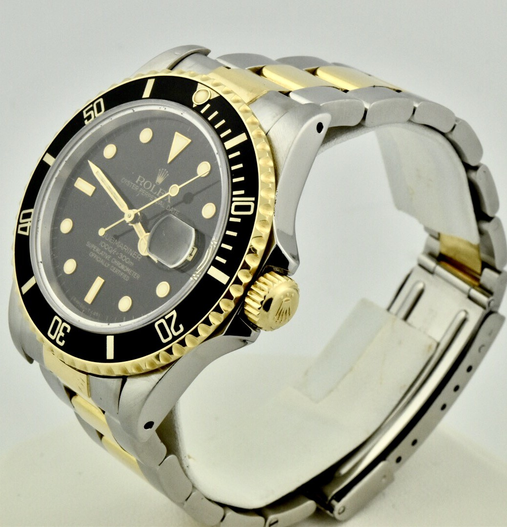 FullSizeRender 107 - Rolex Submariner Stainless Steel & 18k Gold