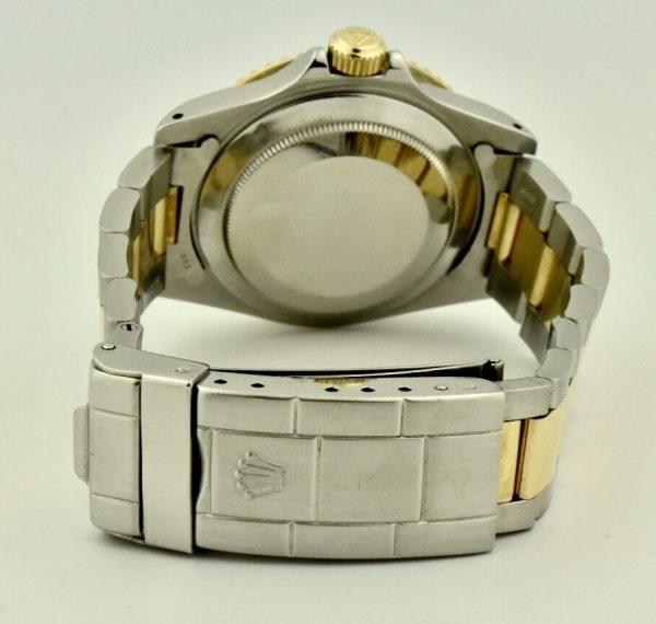FullSizeRender 109 600x570 - Rolex Submariner Stainless Steel & 18k Gold