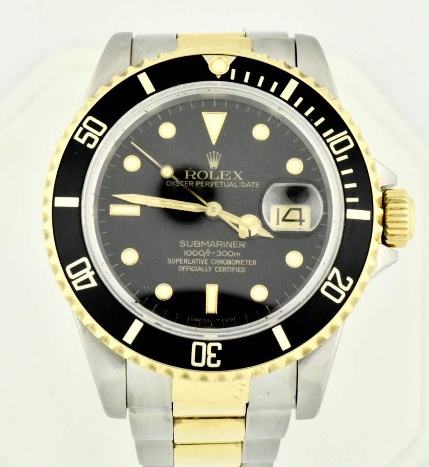 FullSizeRender 111 - Rolex Submariner Stainless Steel & 18k Gold