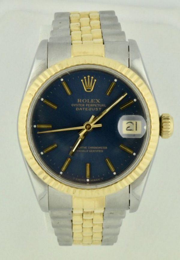 FullSizeRender 2 600x865 - Rolex Datejust Midsize