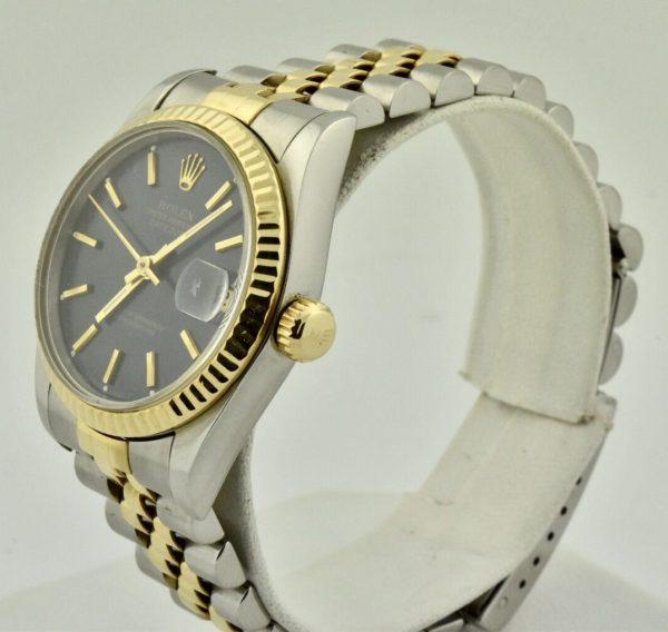 FullSizeRender 4 600x568 - Rolex Datejust Midsize