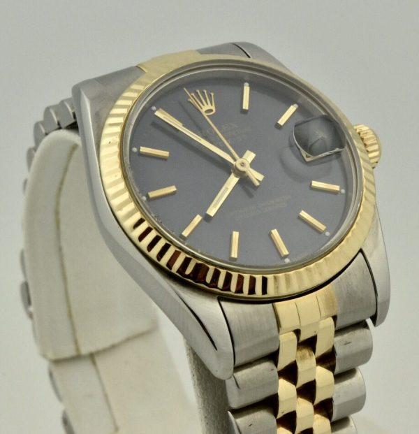 FullSizeRender 6 600x621 - Rolex Datejust Midsize
