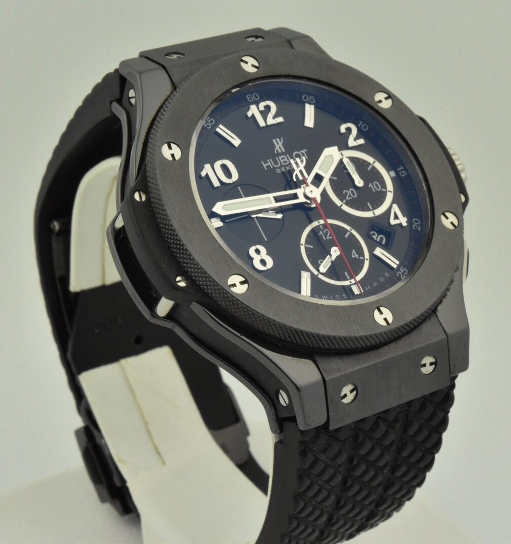 FullSizeRender 1 - Hublot Big Bang Black Magic
