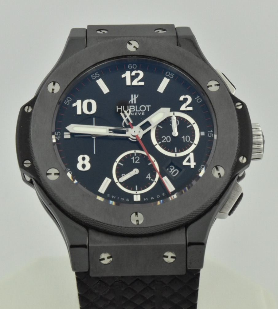 FullSizeRender - Hublot Big Bang Black Magic