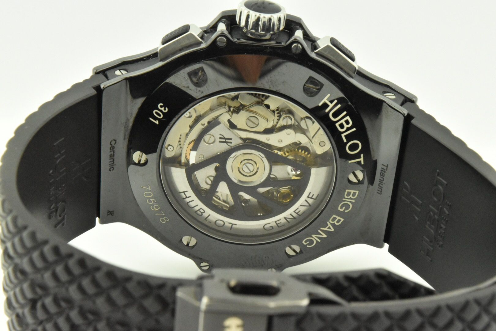 IMG 6081 - Hublot Big Bang Black Magic
