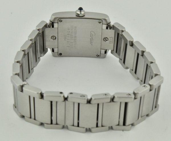 IMG 6670 600x493 - Cartier Tank Francaise
