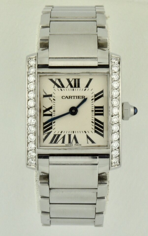IMG 6671 - Cartier Tank Francaise
