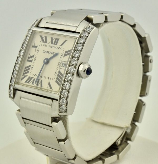IMG 6680 600x624 - Cartier Tank Francaise