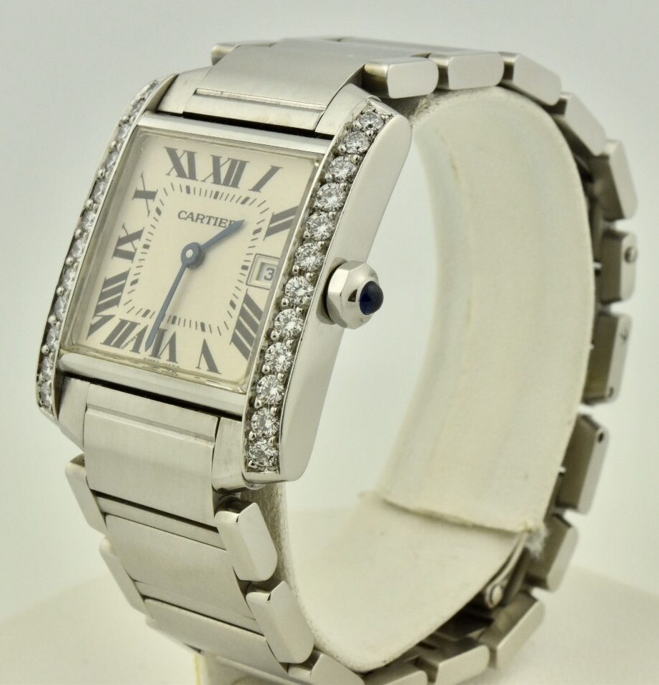 IMG 6680 - Cartier Tank Francaise