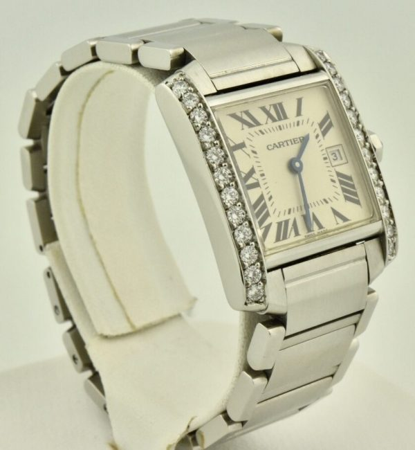 IMG 6681 600x650 - Cartier Tank Francaise