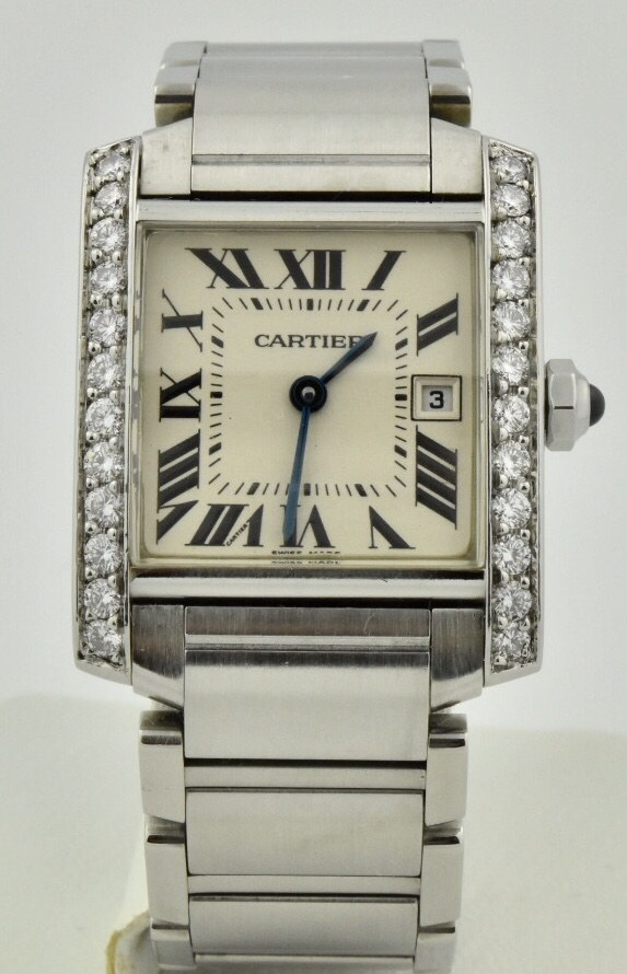 IMG 6682 - Cartier Tank Francaise