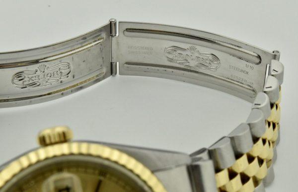 IMG 6687 600x387 - Rolex Datejust 36mm