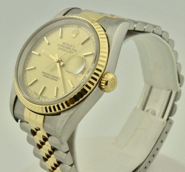 IMG 6691 600x559 - Rolex Datejust 36mm
