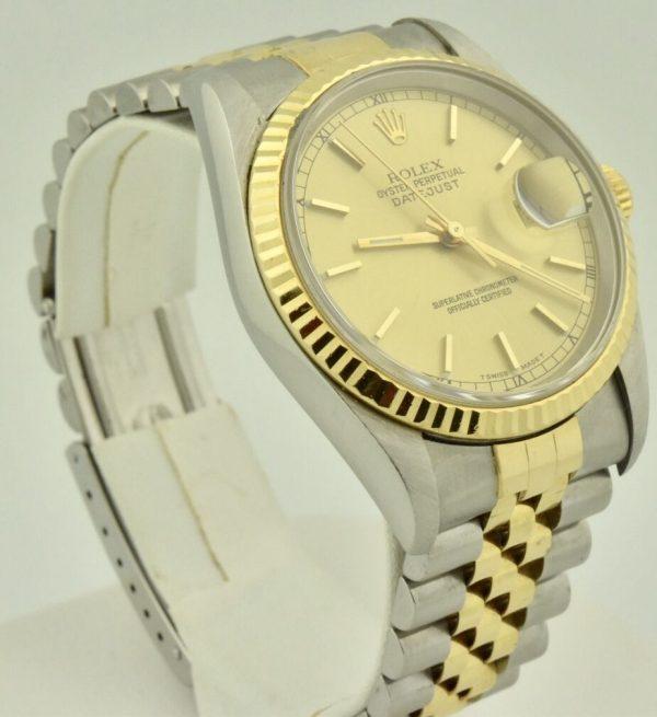 IMG 6696 600x655 - Rolex Datejust 36mm