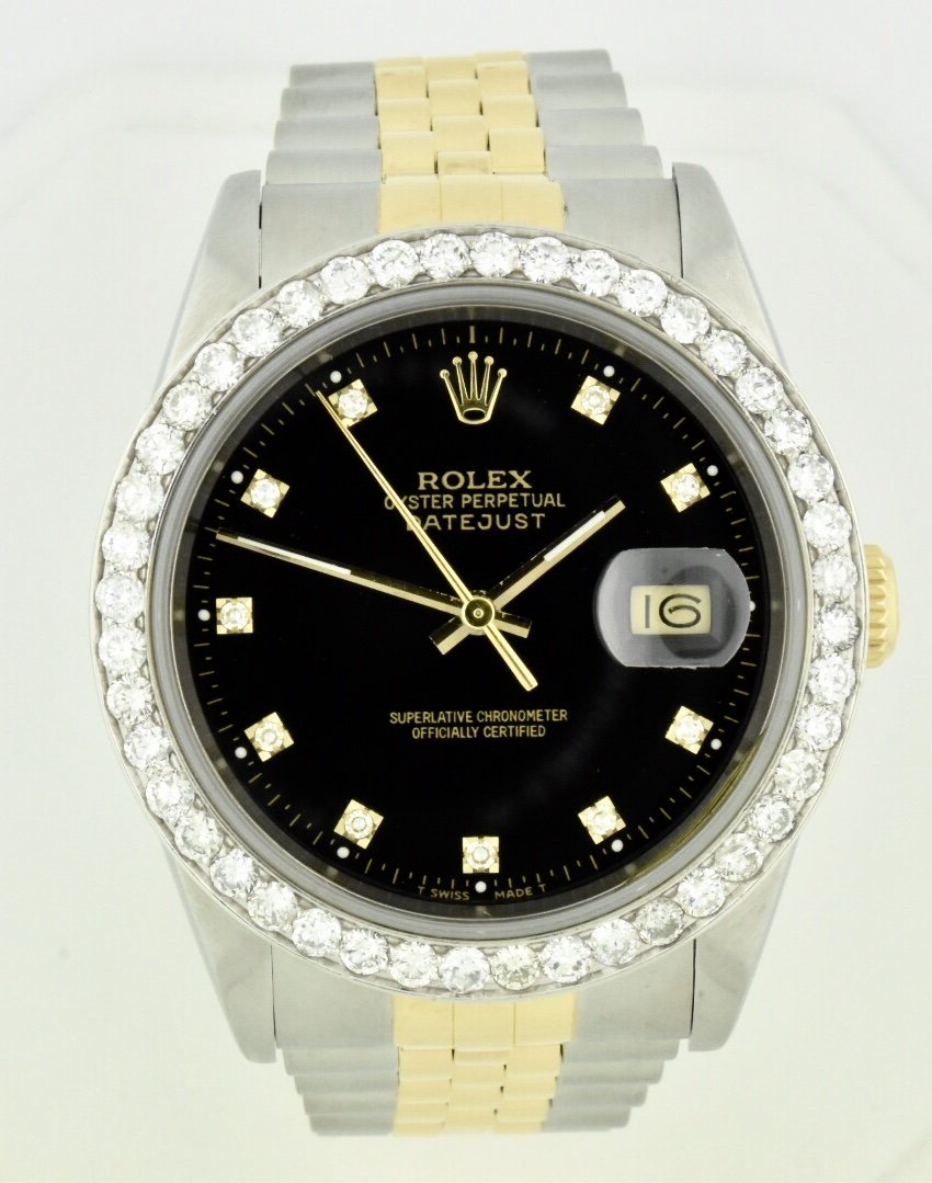 IMG 7013 - Rolex Datejust Steel & Gold
