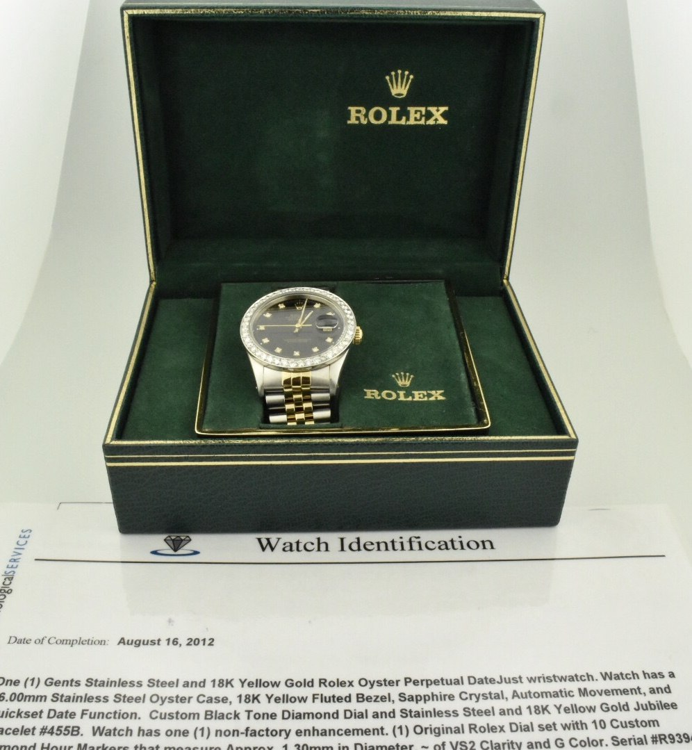 IMG 7018 - Rolex Datejust Steel & Gold