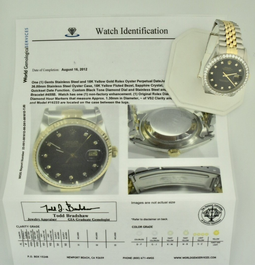IMG 7020 - Rolex Datejust Steel & Gold