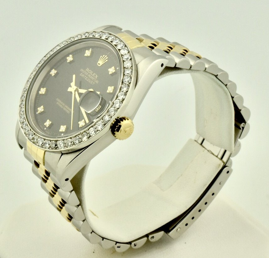 IMG 7023 - Rolex Datejust Steel & Gold