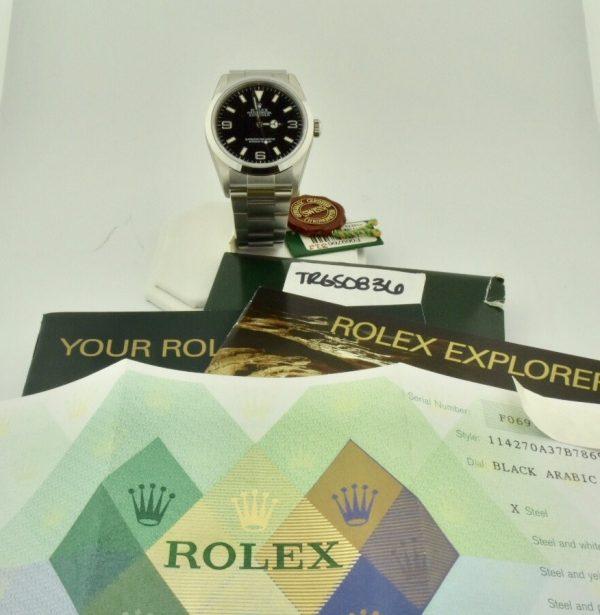 IMG 7055 600x615 - Rolex Explorer
