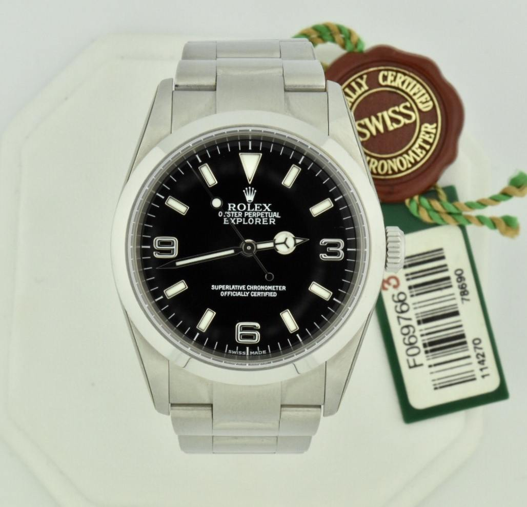 IMG 7057 - Rolex Explorer