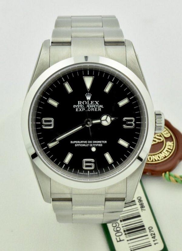 IMG 7063 600x825 - Rolex Explorer